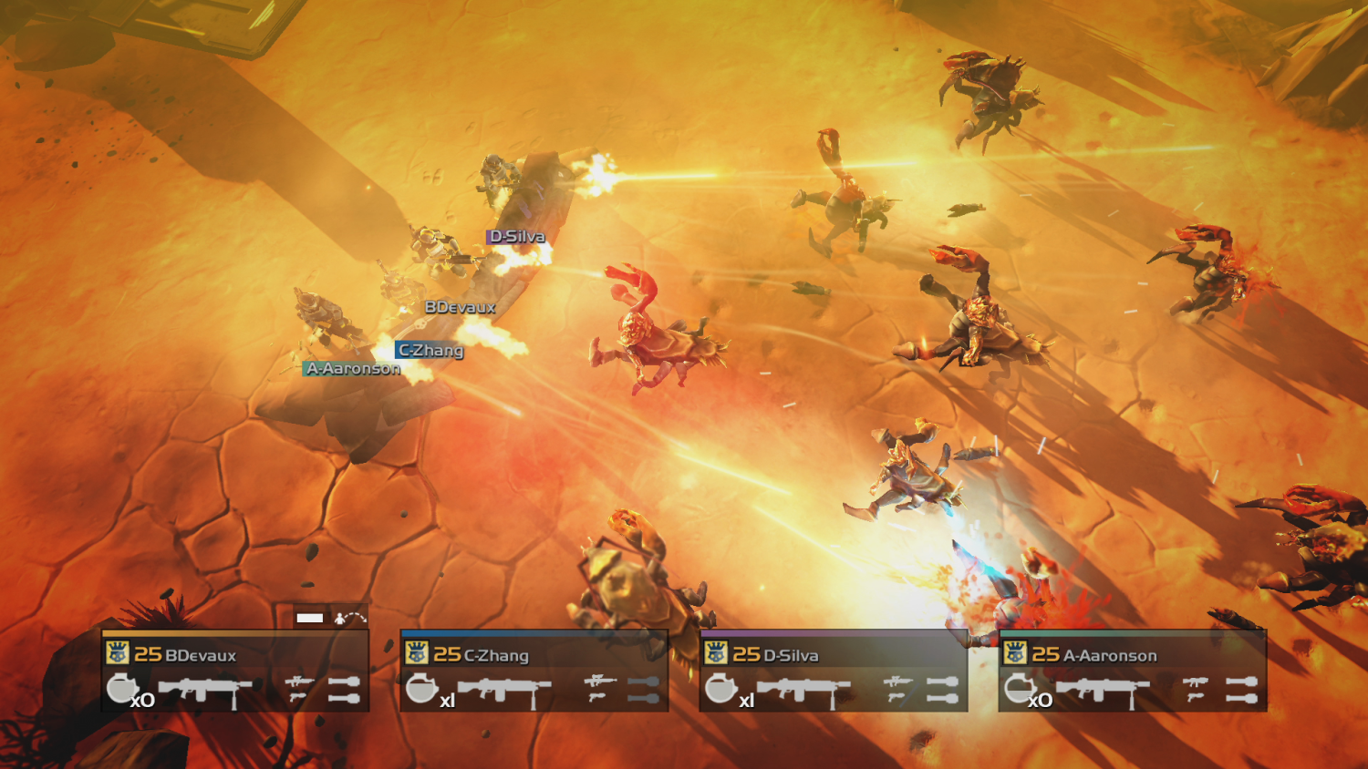 PS4 HELLDIVERS Liberate