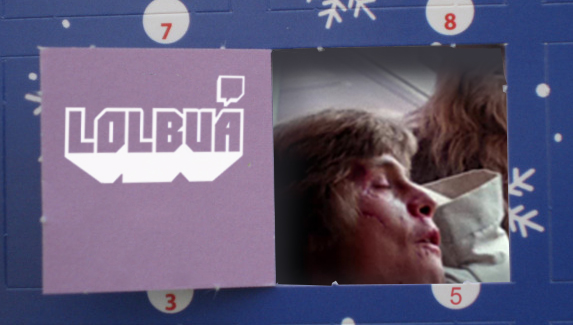 LOLbuas julekalender luke 5 – The prozac is strong in this one