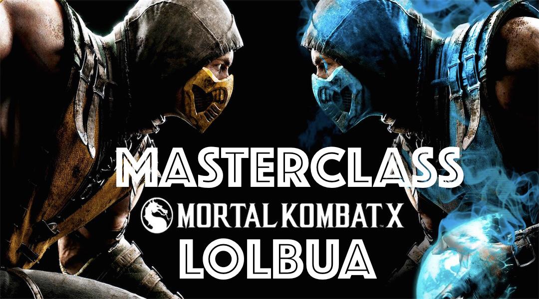 Mortal Kombat X Masterclass