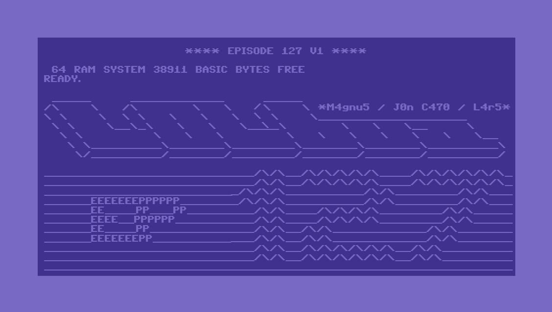 LOLbua 127 – Spill før Internett