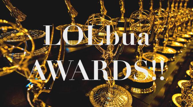 Julekalender luke 22 – LOLbua Awards Del 2