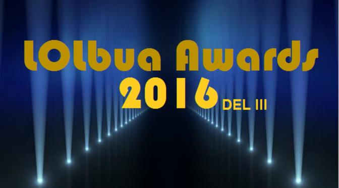 Julekalender luke 23 – LOLbua Awards 2016 del 3