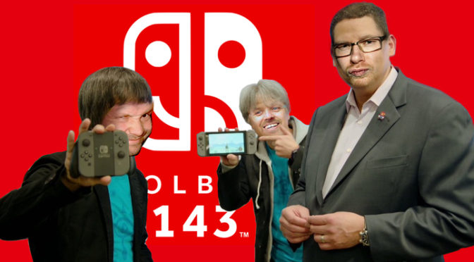 LOLbua 143 – Er vi klare for Nintendo Switch?