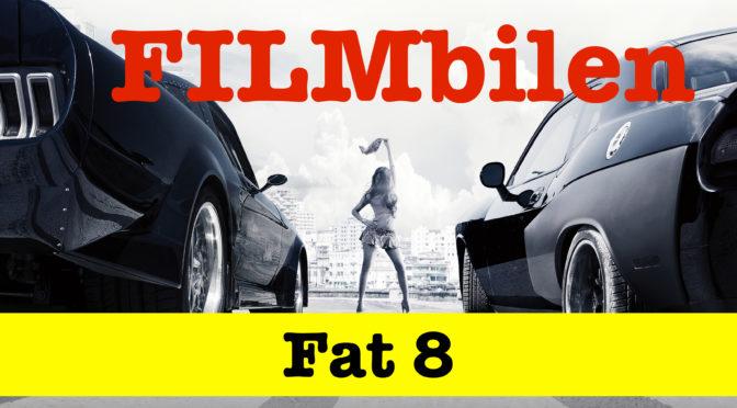 Filmbilen – Fast og Furious 8