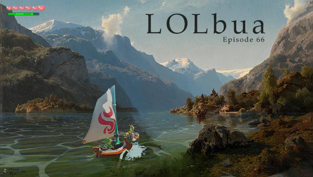 LOLbua 66 – Skrekkromantiske Landskap
