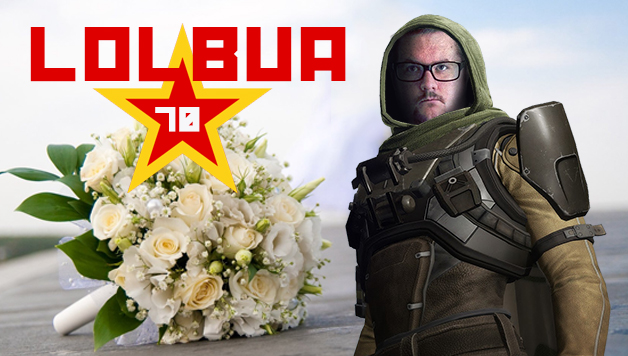LOLbua 70 – Rad Wedding