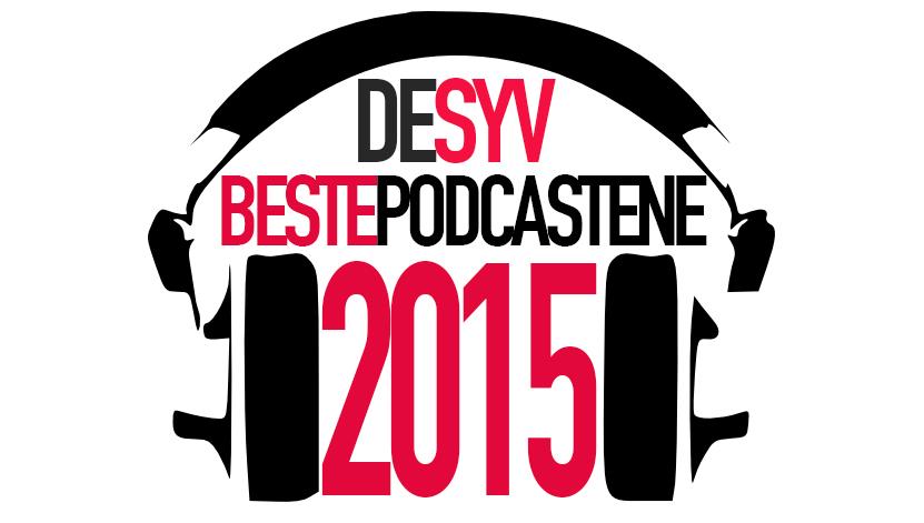 De beste podcastene i 2015