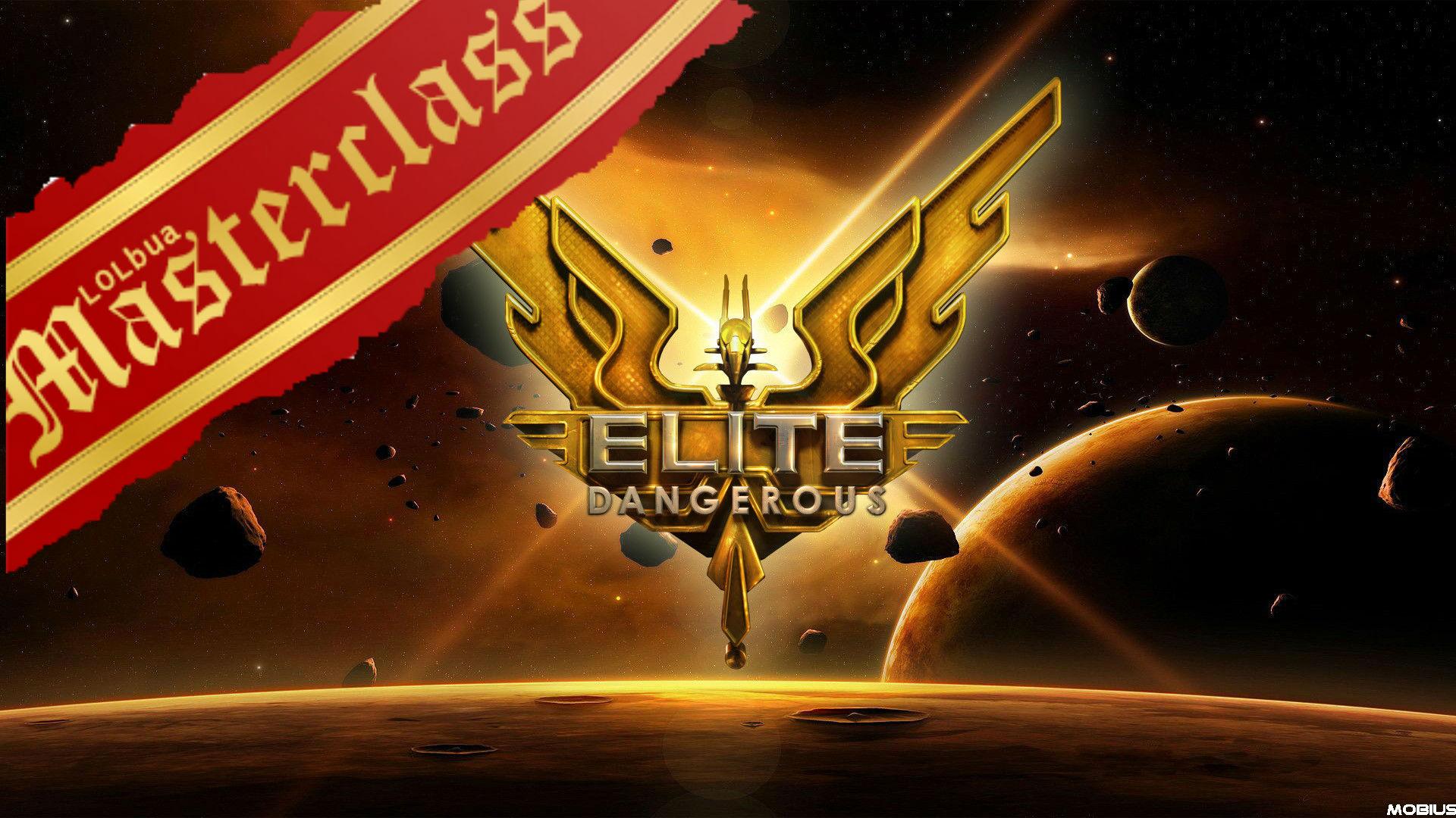 Elite Dangerous Masterclass