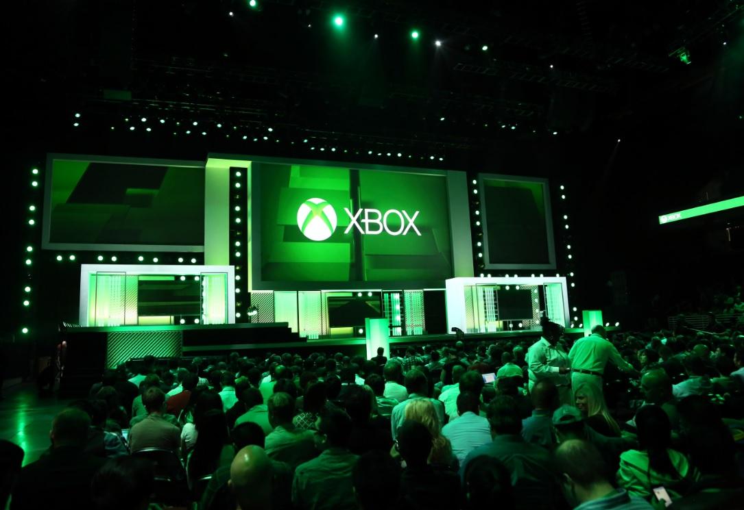 Microsoft LIVE på E3