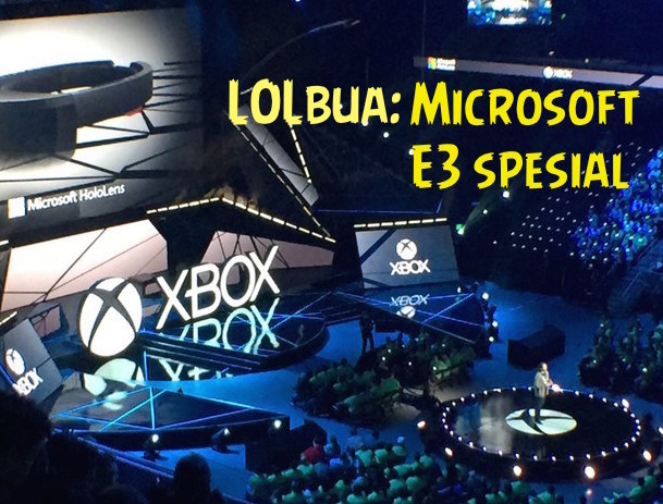 E3 Microsoft Spesial