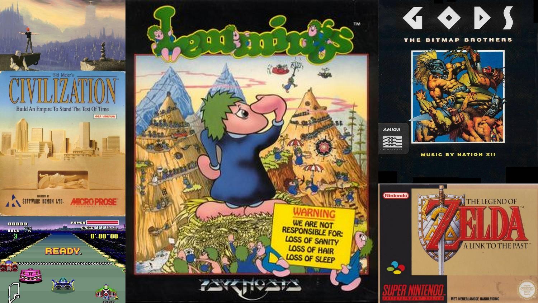 Spillåret 1991