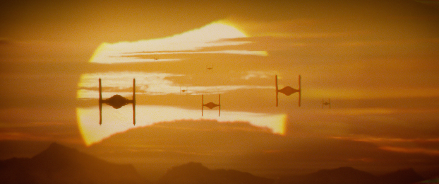 Star Wars: The Force Awakens..Ph: Film Frame..? 2014 Lucasfilm Ltd. & TM. All Right Reserved..