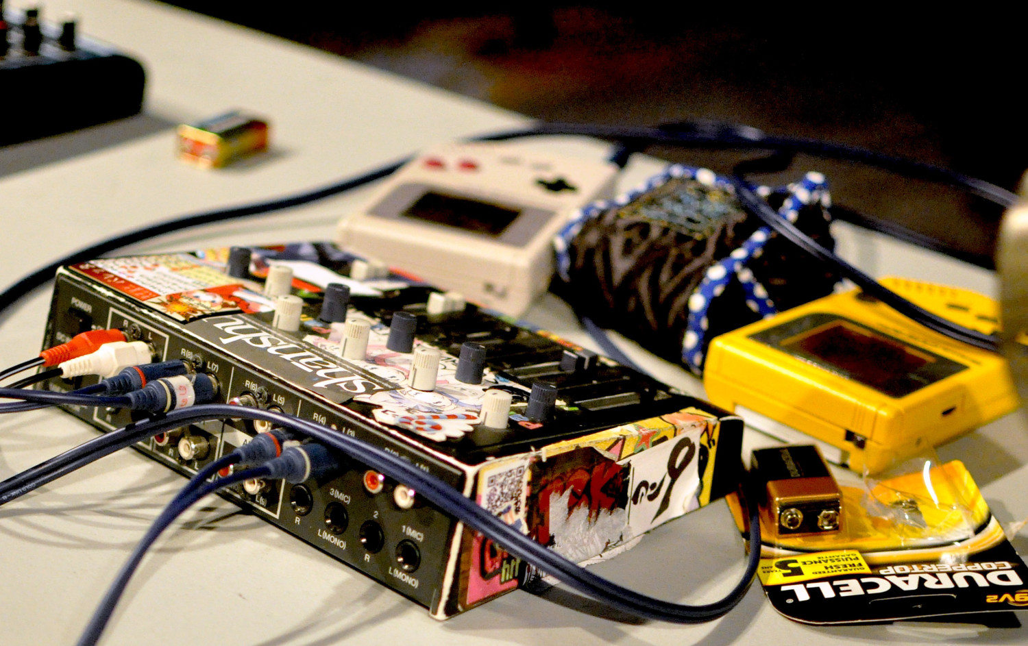 Chiptune-Setup-Game-Boys