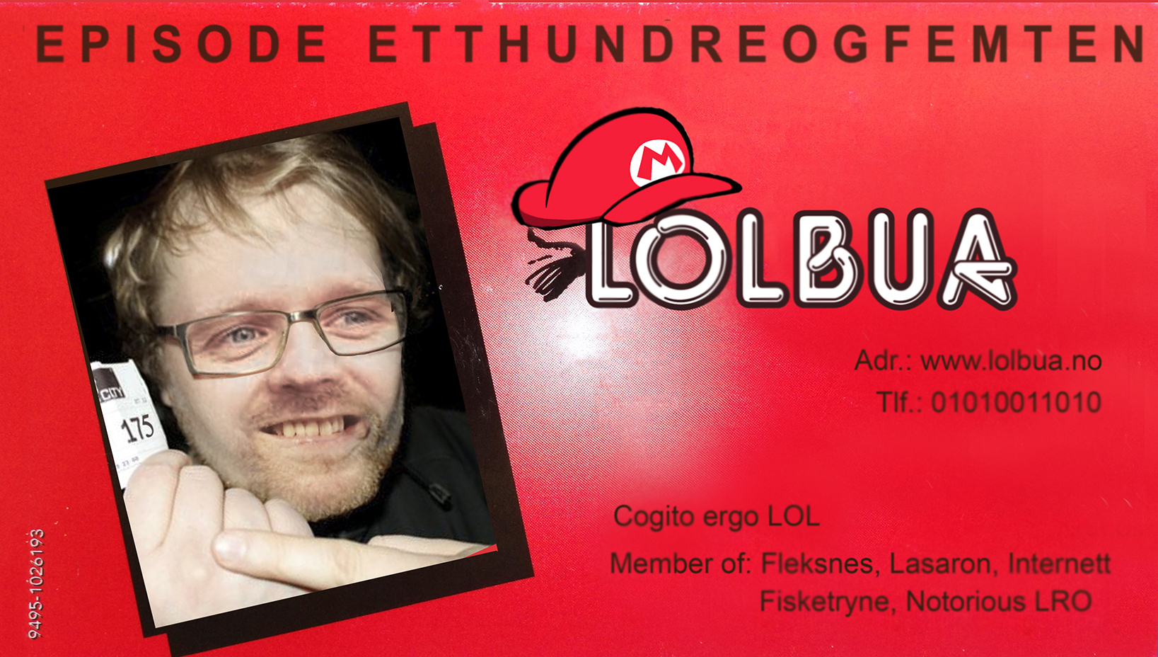 LOLbua 115 – The Walking Simulator