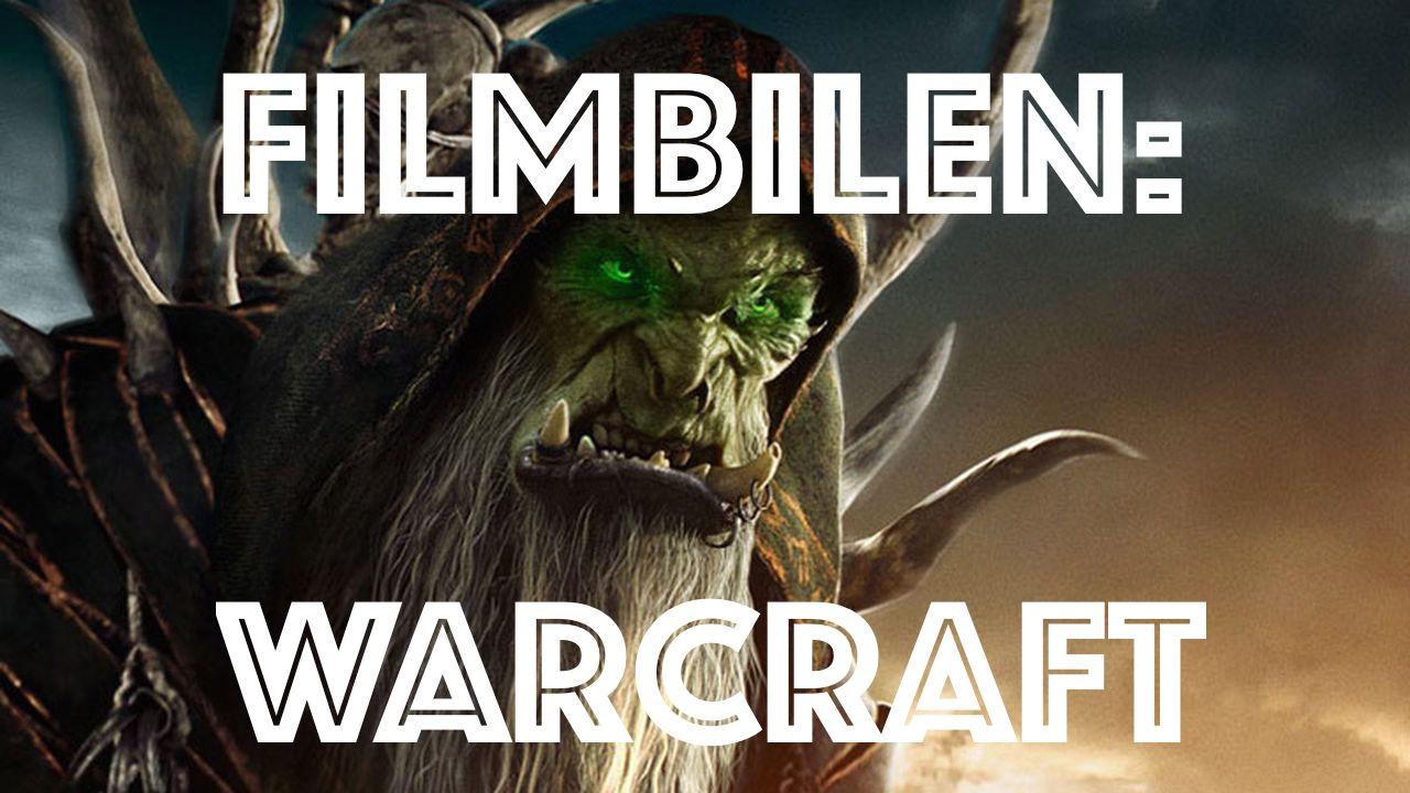 """Filmbilen """"Warcraft"""" edition – filmanalyse på 30 sekunder"""