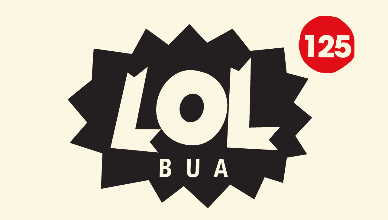 LOLbua 125 – The Mystery of the Wet Boxer