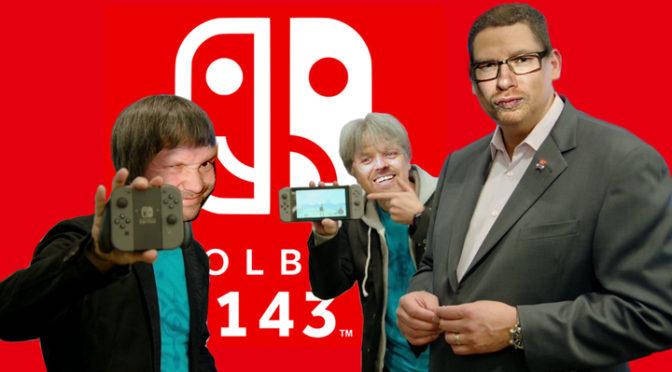 LOLbua 143 – Er vi klare for Nintendo Switch?