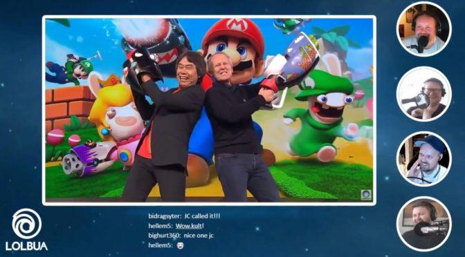 Se alt fra LOLbua på E3 her