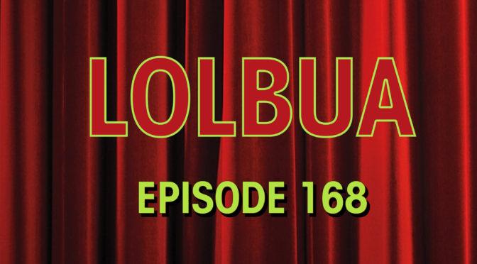 LOLbua 168 – Amiga, Twin Peaks, Mulla Krekar