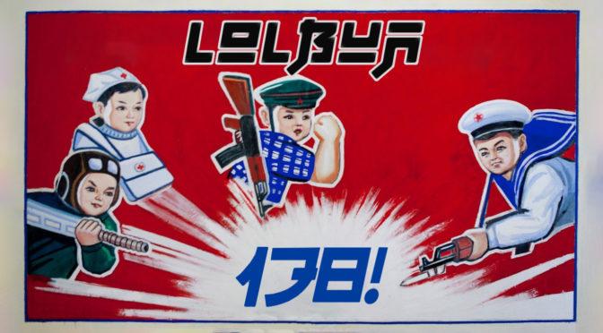 LOLbua 178 – Mannen som gamer i Nord-Korea
