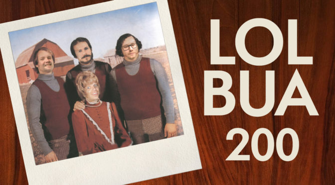 LOLbua 200 – LIVE jubileumssending og farvel til Magnus