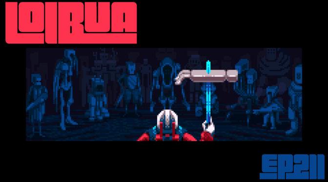 LOLbua 211 – Prime Mover og Ninja Batman