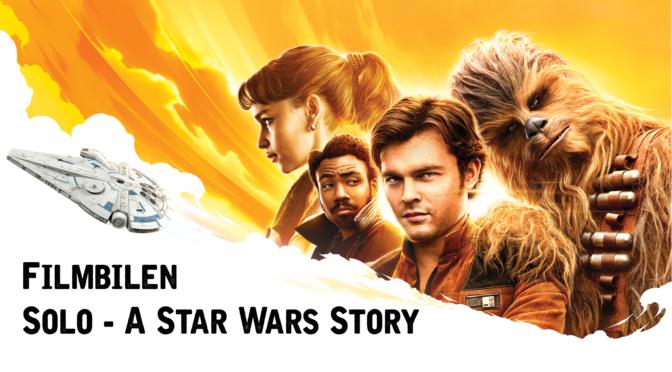 Filmbilen – Solo (Wookie Edition)
