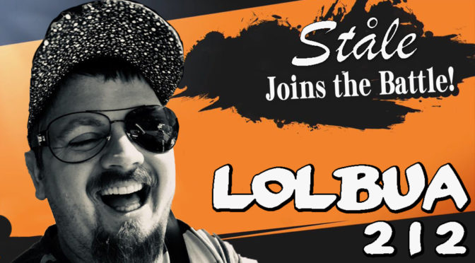 LOLbua 212 – Vi spår E3 og får et nytt medlem!
