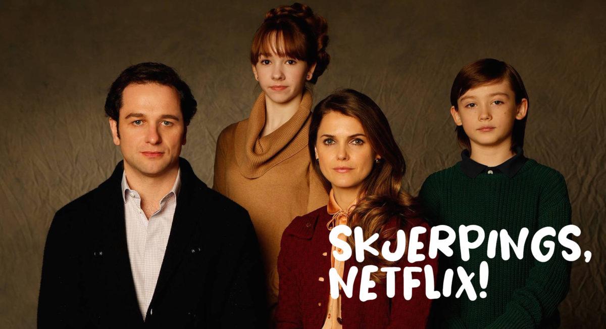 Netflix fucker opp