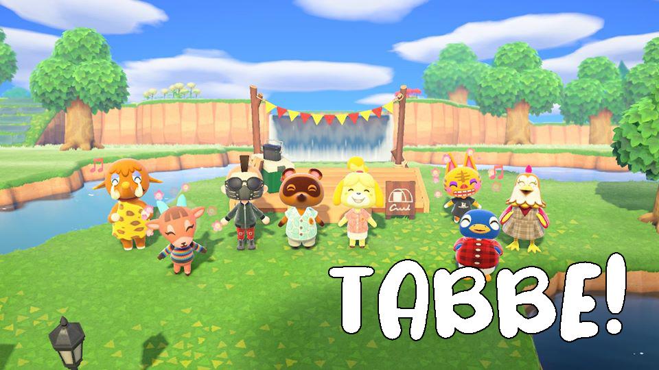 Rotet det til i Animal Crossing