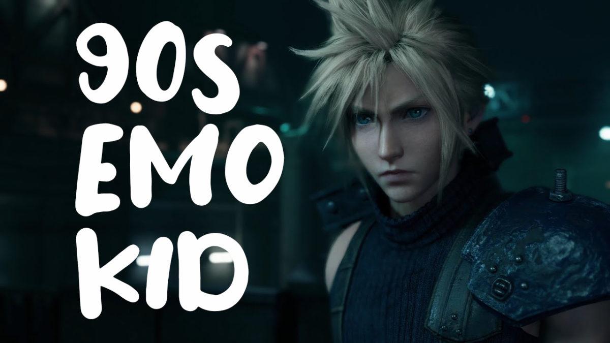 Final Fantasy 7 i butikkene nå!
