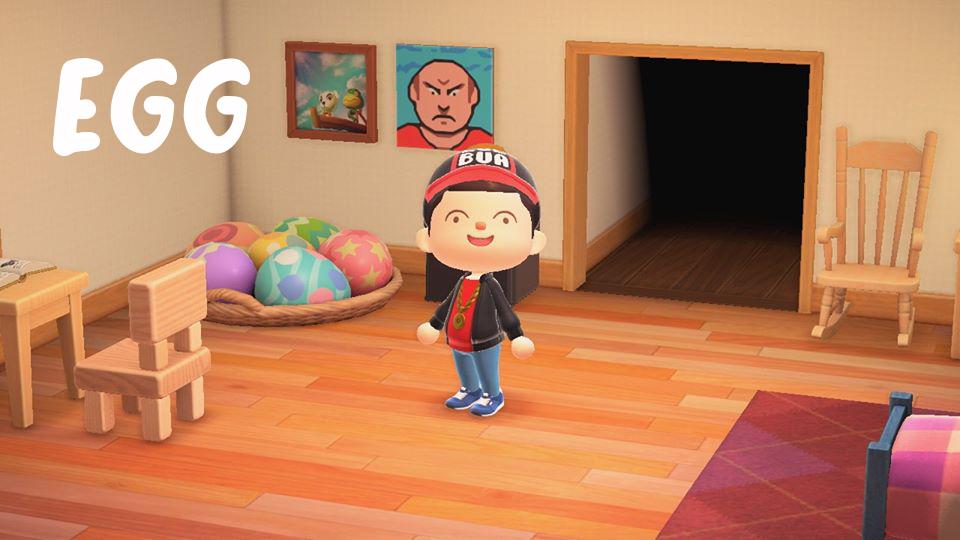 Animal Crossing dag 13 – Påskeharen er her