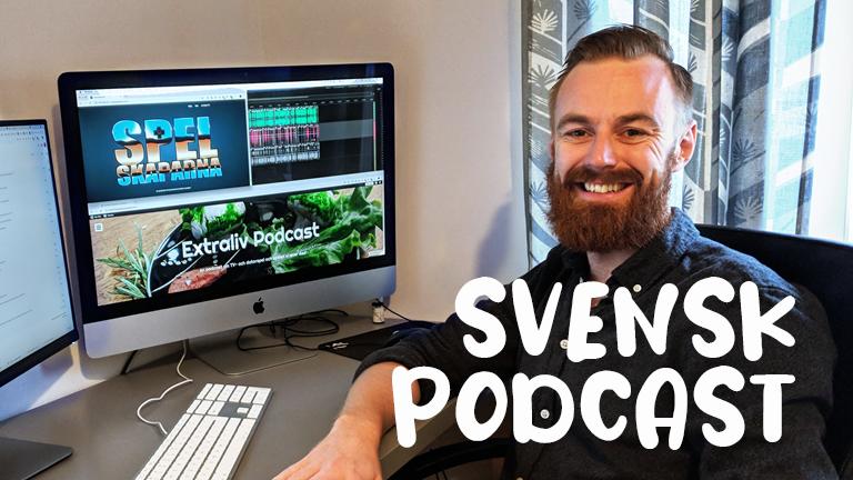 Gjester svensk podcast