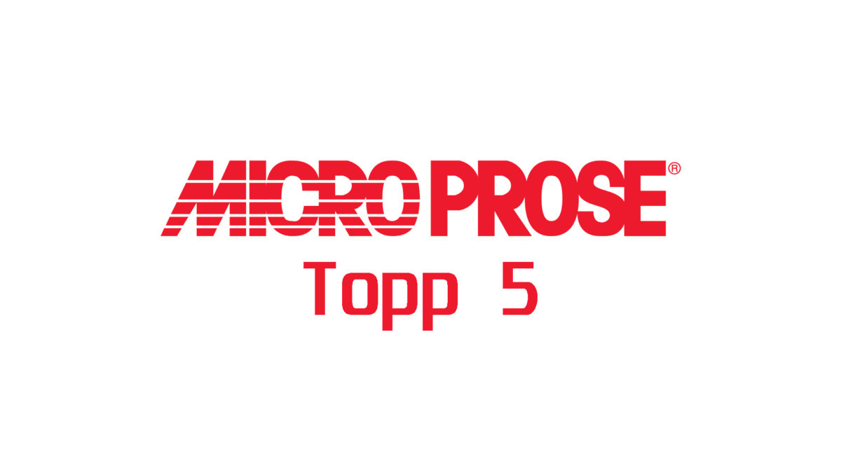 Topp 5 Microprose