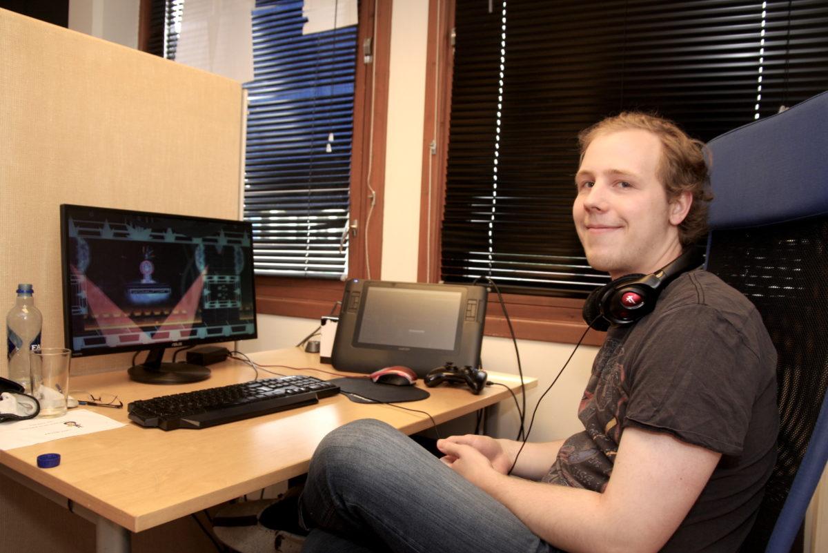 For soloutvikler Tom-Ivar har koronakrisen nesten bare vært positiv