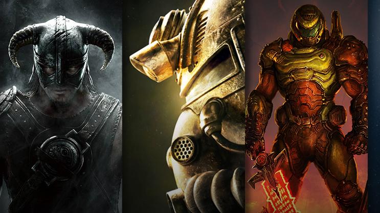 Microsofts snikangrep: Kjøper spillseriene Elder Scrolls, Doom og mye mer